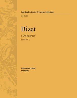 L'Arlesienne-Suite, Nr. 2 BIZET Partition laflutedepan