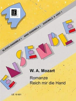 Romanze - Reich' mir die Hand mein Leben MOZART laflutedepan