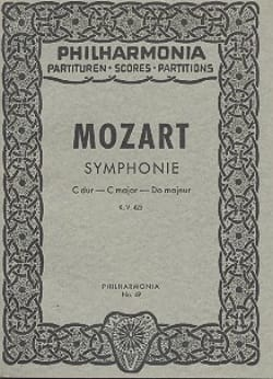 MOZART - Symphonie Nr. 36 C-Dur KV 425 Linzer - Partitur - Partition - di-arezzo.fr