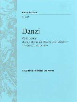 Variationen über ein Thema aus Mozarts Don Giovanni laflutedepan
