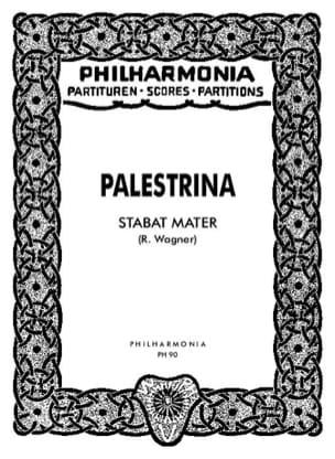 Stabat mater - Partitur PALESTRINA Partition laflutedepan