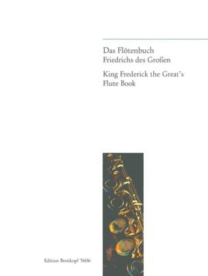 des Grossen Friedrich - Das Flötenbuch Friedrichs of Grossen - Sheet Music - di-arezzo.com