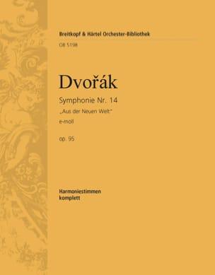 Symphonie, Nr. 9 E-Moll Op. 95 - Harrmonie - DVORAK - laflutedepan.com