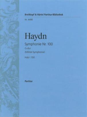 Joseph Haydn - Symphonie Nr. 100 G-Dur – Partitur - Partition - di-arezzo.fr