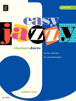 James Rae - Easy Jazzy Duets - 2 Clarinets - Partitura - di-arezzo.es