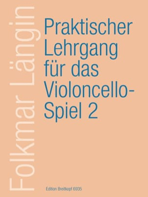 Folkmar Längin - Lehrgang Violoncellospiel - Heft 2 - Noten - di-arezzo.de
