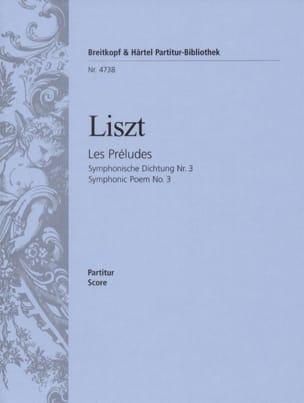 Franz Liszt - Präludien - Noten - di-arezzo.de