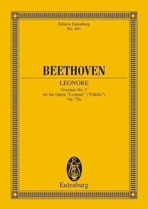 Leonore Nr. 3 C-Dur, Ouverture - BEETHOVEN - laflutedepan.com