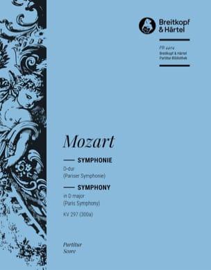 Wolfgang Amadeus Mozart - Symphonie, Nr. 31 D-dur KV 297 - Partition - di-arezzo.fr