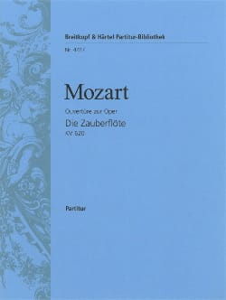 MOZART - Die Zauberflöte - Opening KV 620 - Partitur - Sheet Music - di-arezzo.co.uk