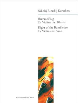 Nicolaï Rimsky-Korsakov - Hummelflug - Sheet Music - di-arezzo.co.uk