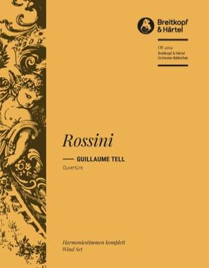 Guillaume Tell, Ouvertüre -Bläser Gioacchino Rossini laflutedepan