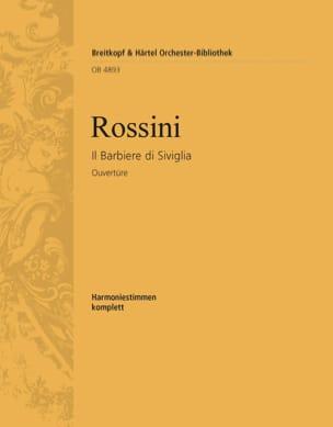 Il Barbiere di Siviglia, Ouvertüre Gioacchino Rossini laflutedepan