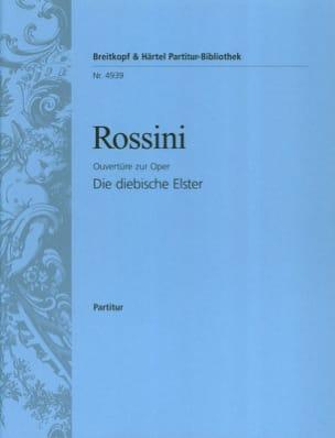 Gioachino Rossini - La gazza ladra, Ouverture - Partitur - Partition - di-arezzo.fr