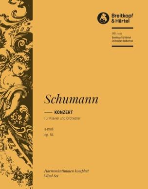 Klavierkonzert a-moll op. 54 - SCHUMANN - laflutedepan.com