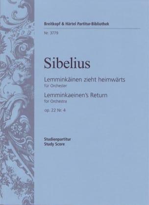 Jean Sibelius - Lemminkäinen In Tuonela, Op. 22 N°3 - Partition - di-arezzo.fr