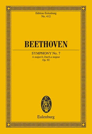 BEETHOVEN - Symphony No. 7 A-Dur - Sheet Music - di-arezzo.co.uk