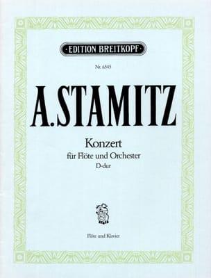 Anton Stamitz - Flötenkonzert D-Dur - Flöte Klavier - Sheet Music - di-arezzo.com