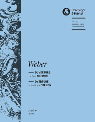 Carl Maria von Weber - Oberon Open House - Sheet Music - di-arezzo.co.uk