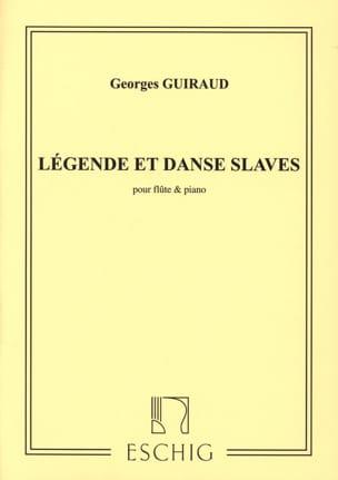 Georges Guiraud - Légende et Danse slave - Partition - di-arezzo.fr