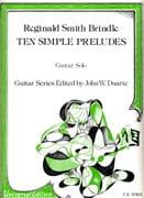 Brindle Reginald Smith - 10 Simple preludes - Partition - di-arezzo.fr