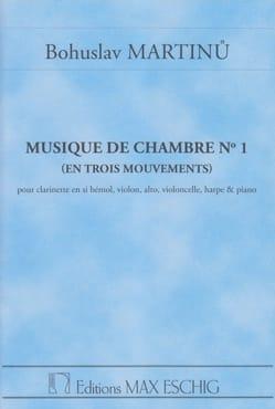 Musique de chambre n° 1 - Conducteur - laflutedepan.com