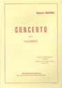 Bohuslav Martinu - Oboe Concerto // Out of print // Old version // - Partition - di-arezzo.com