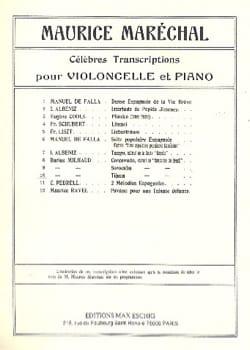 Darius Milhaud - Tijuca - Sheet Music - di-arezzo.co.uk