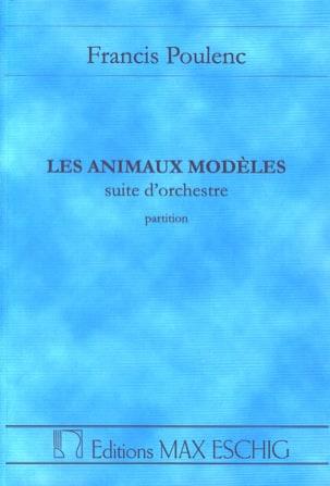 Les animaux modèles (version symph.) – Conducteur - laflutedepan.com