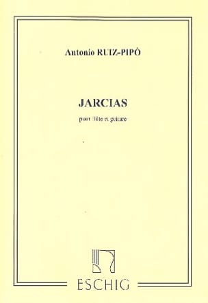 Jarcias - Flûte et Guitare - Antonio Ruiz-Pipo - laflutedepan.com