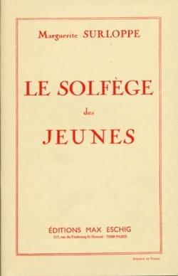 Le Solfège des Jeunes - Marguerite Surloppe - laflutedepan.com