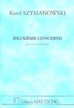 Concerto pour Violon n° 2 op. 61 - Conducteur laflutedepan