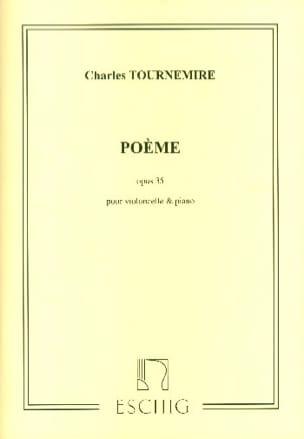 Poème op. 35 - Charles Tournemire - Partition - laflutedepan.com