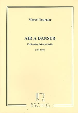 Marcel Tournier - Air To Dance - Sheet Music - di-arezzo.com