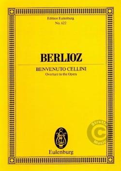 Benvenuto Cellini Op. 23, Ouverture - Conducteur - laflutedepan.com