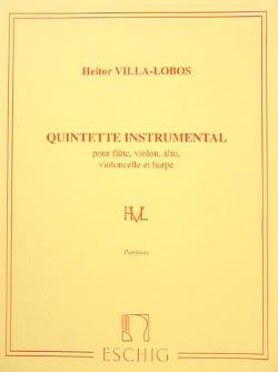 Quintette instrumental – Conducteur - laflutedepan.com