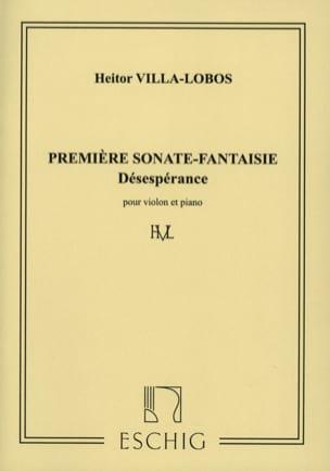 Sonate-Fantaisie n° 1 - Heitor Villa-Lobos - laflutedepan.com