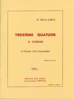 Quatuor à cordes n° 13 - Conducteur - laflutedepan.com