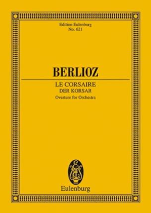 BERLIOZ - Le Corsaire - Ouverture - Partition - di-arezzo.fr