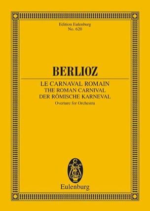 BERLIOZ - The Roman Carnival, Opening - Sheet Music - di-arezzo.co.uk