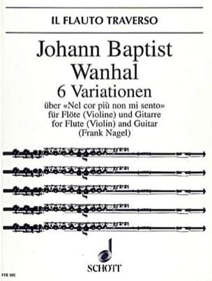 6 Variationen – Flöte (Violine) Gitarre - laflutedepan.com
