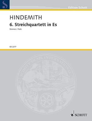 Streichquartett Nr. 6 (Früher : Nr. 5) Es-Dur –Stimmen - laflutedepan.com