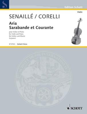 Aria / Sarabande et Courante - laflutedepan.com