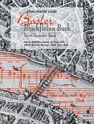 Basler Blockflöten-Buch - Hans M. Linde - Partition - laflutedepan.com