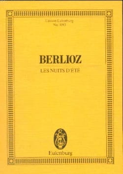 BERLIOZ - Summer Nights - Driver - Sheet Music - di-arezzo.com