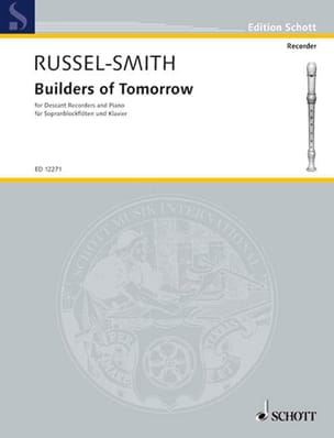 Geoffry Russell-Smith - Builders of Tomorrow - Sheet Music - di-arezzo.com