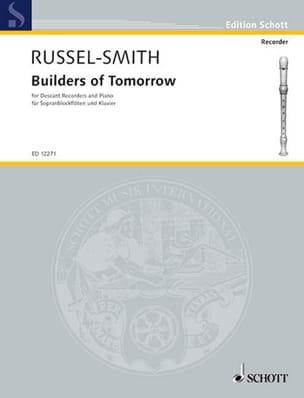 Builders of Tomorrow - Geoffry Russell-Smith - laflutedepan.com