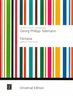 TELEMANN - Fantasia - Sheet Music - di-arezzo.com