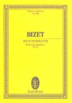 BIZET - Children's Games Op. 22 - Sheet Music - di-arezzo.co.uk