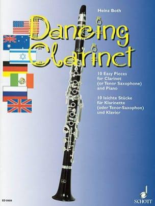 Heinz Both - Dancing Clarinet - Sheet Music - di-arezzo.co.uk